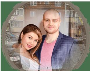 Довольный клиент Ксения и Дмитрий Дука, Витебск Витебск